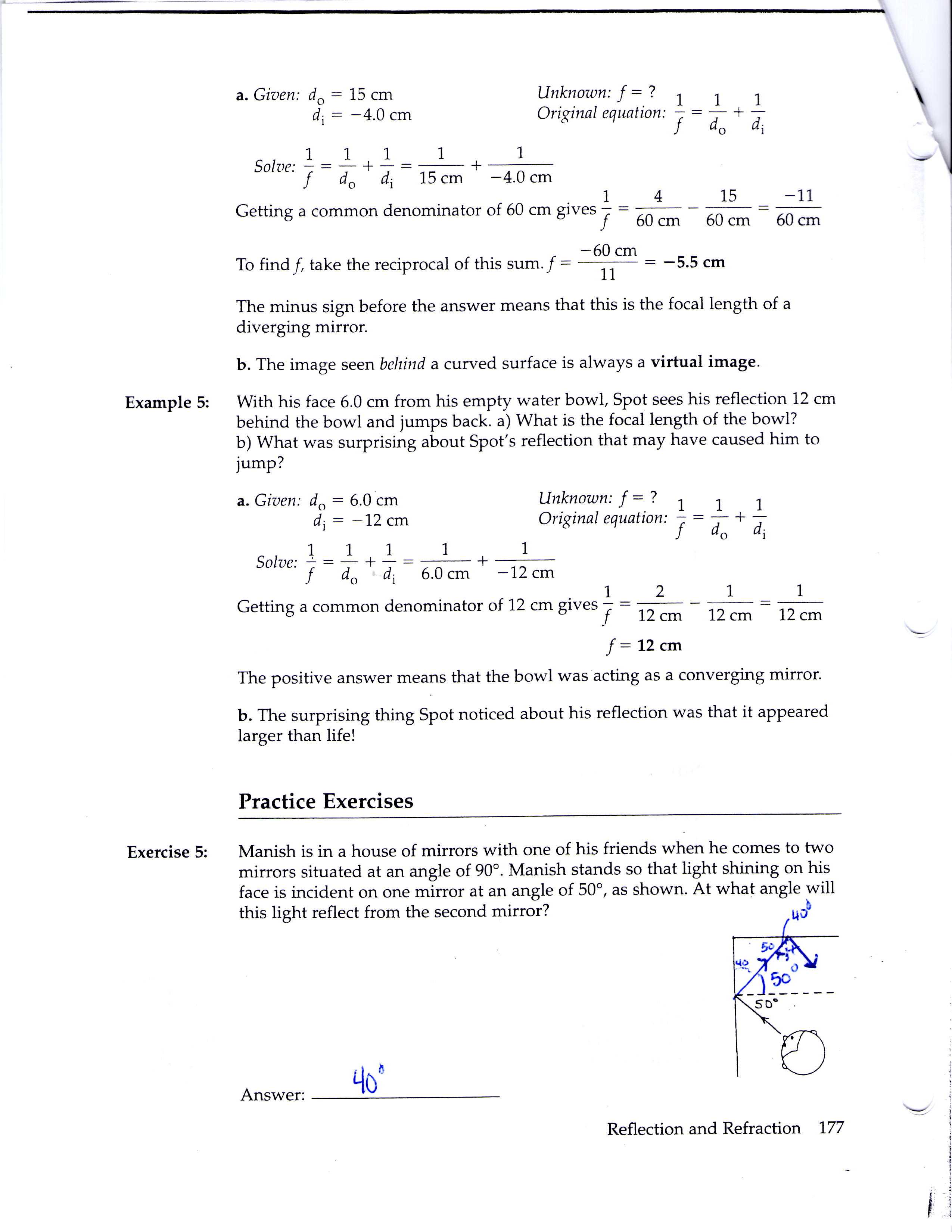 Waves Worksheet Answers Physics Classroom - Nidecmege